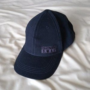 Original S.W.A.T black cap/hat